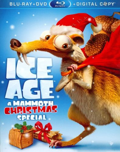 Ice Age: A Mammoth Christmas Special [Blu-ray] [2011] 3721098