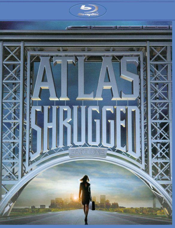 Atlas Shrugged Part One [Blu-ray] [2011] 3721122
