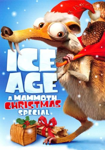 Ice Age: A Mammoth Christmas Special [DVD] [2011] 3721159