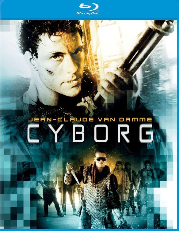 Cyborg [Blu-ray] [1989] 3722037