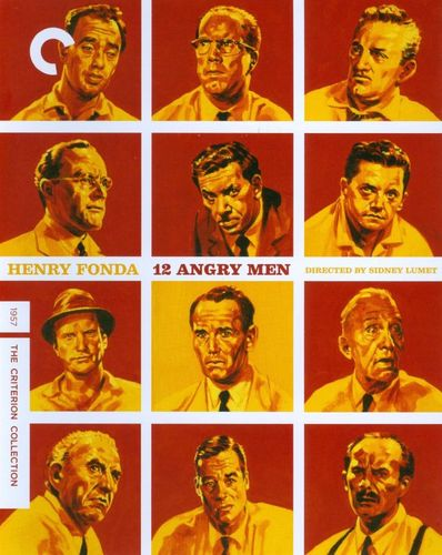 12 Angry Men [Criterion Collection] [Blu-ray] [1957] 3725049