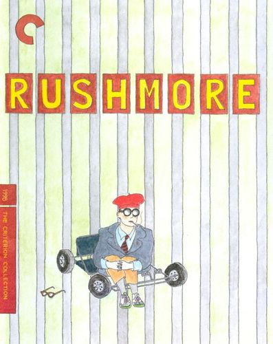 Rushmore [Criterion Collection] [With Poster] [Blu-ray] [1998] 3725058
