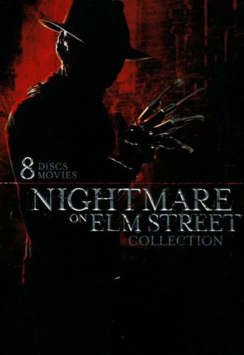 Nightmare on Elm Street Collection [8 Discs] [With Movie Money] [DVD] 3725883