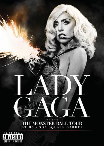 The Monster Ball Tour at Madison Square Garden [Blu-Ray Disc] [PA] 3728046