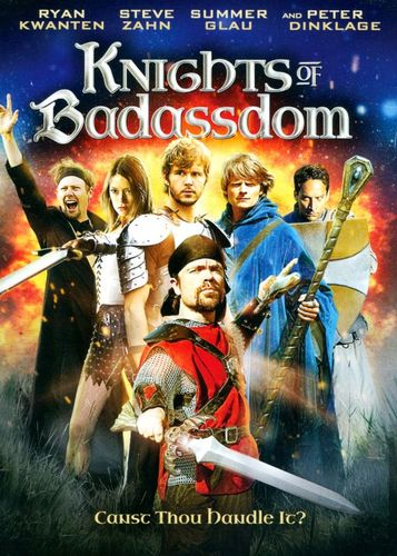 Knights of Badassdom [DVD] [2014] 3762054