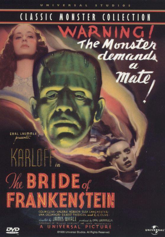 The Bride of Frankenstein [DVD] [1935] 3764787