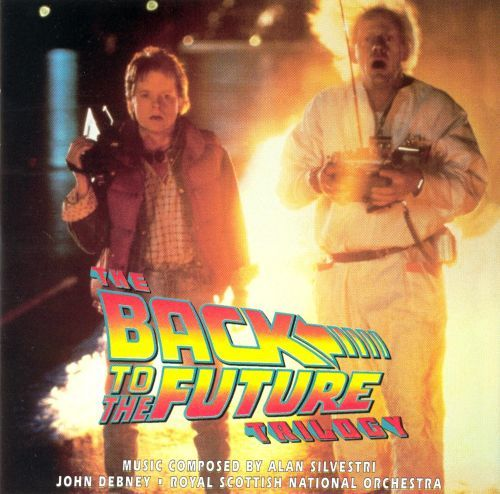 The Back to the Future Trilogy [CD] 3774446