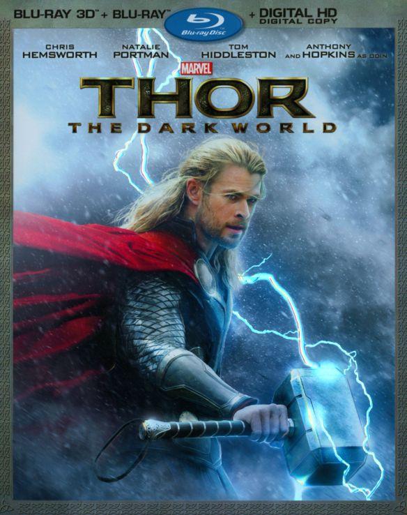 Thor: The Dark World [2 Discs] [Includes Digital Copy] [3D] [Blu-ray] [Blu-ray/Blu-ray 3D] [2013] 3784016