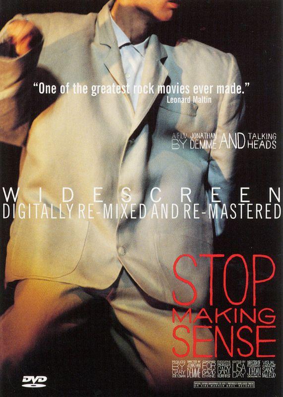 Stop Making Sense [DVD] [1984] 3790990