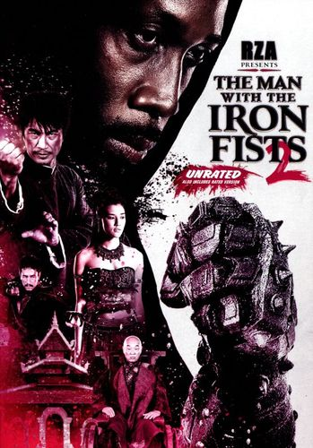 The Man with the Iron Fists 2 [DVD] [2015] 3792045