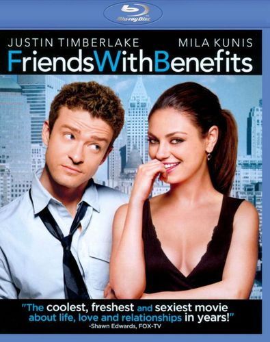 Friends with Benefits [Blu-ray] [2011] 3794426