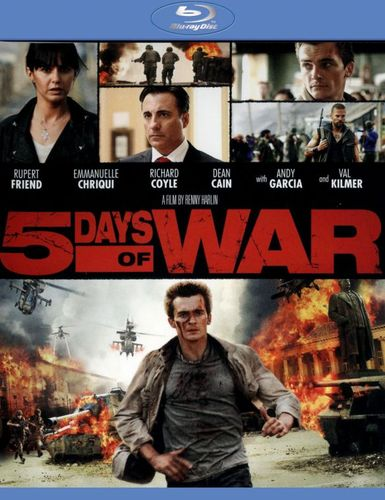 5 Days of War [Blu-ray] [2011] 3795338