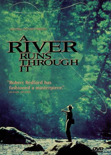 A River Runs Through It [DVD] [1992] 3804636