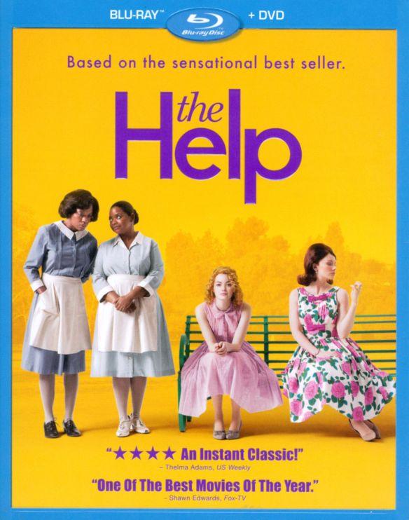 The Help [2 Discs] [Blu-ray/DVD] [2011] 3804873