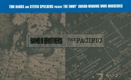 Band of Brothers/The Pacific [Special Edition] [13 Discs] [Blu-ray] 3810222