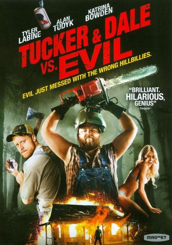 Tucker & Dale vs. Evil [DVD] [2010] 3811188