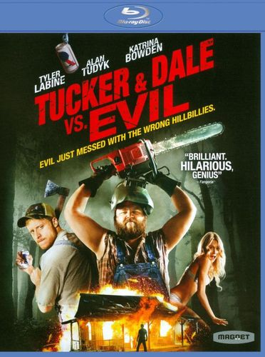 Tucker and Dale vs. Evil [Blu-ray] [2010] 3811197