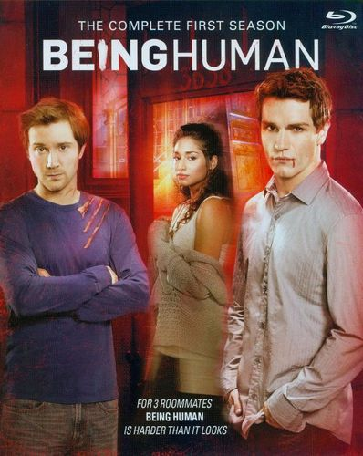 Being Human: The Complete First Season [4 Discs] [Blu-ray] 3811221