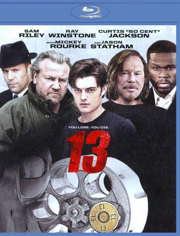 13 [Blu-ray] [2011] 3812123