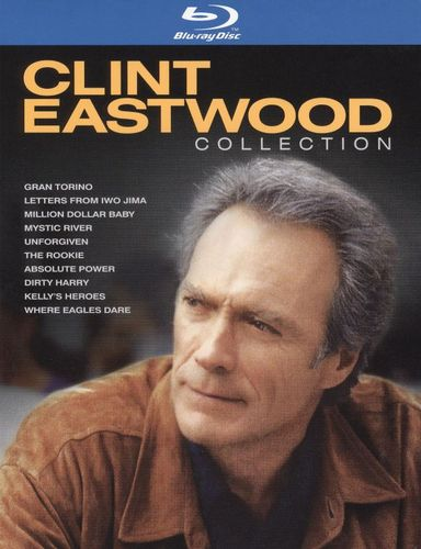 Clint Eastwood Collection [Collector's Edition] [10 Discs] [Blu-ray] 3826047