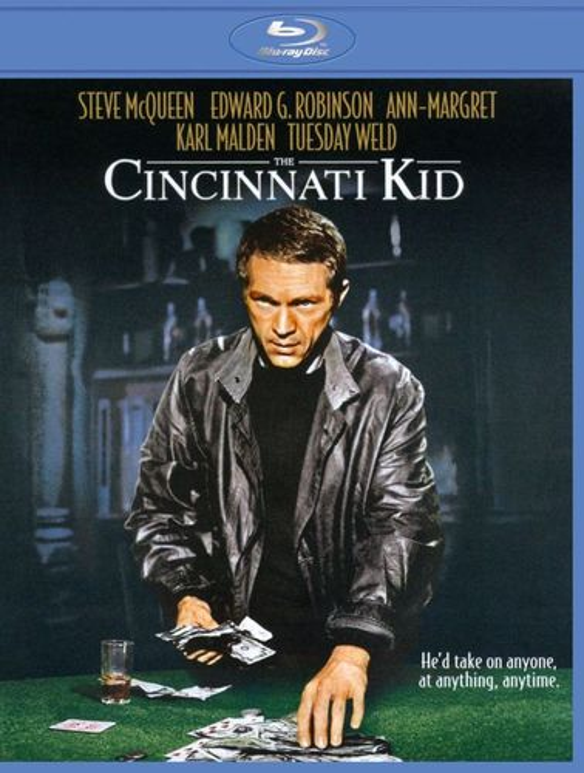 The Cincinnati Kid [Blu-ray] [1965] 3826056