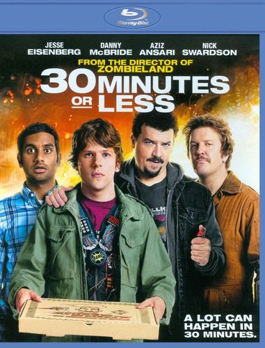 30 Minutes or Less [Blu-ray] [2011] 3831049