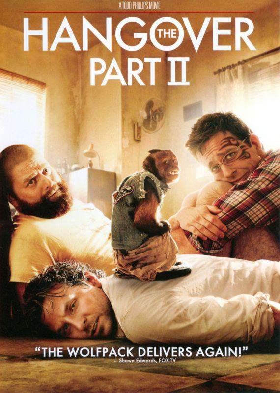 The Hangover Part II [DVD] [2011] 3839402