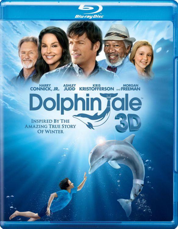 Dolphin Tale [2 Discs] [Includes Digital Copy] [UltraViolet] [3D] [Blu-ray/DVD] [Blu-ray/Blu-ray 3D/DVD] [2011]