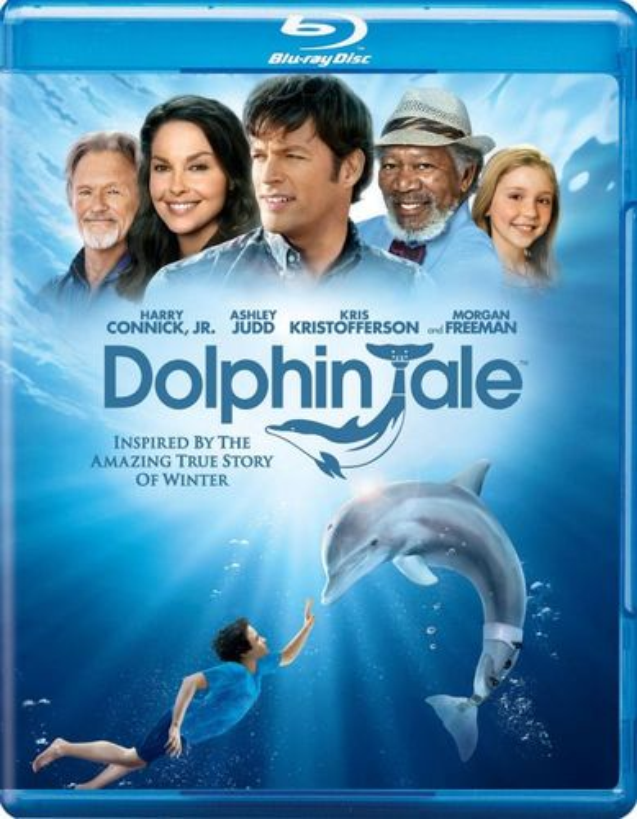 Dolphin Tale [2 Discs] [Includes Digital Copy] [UltraViolet] [Blu-ray/DVD] [2011] 3839554