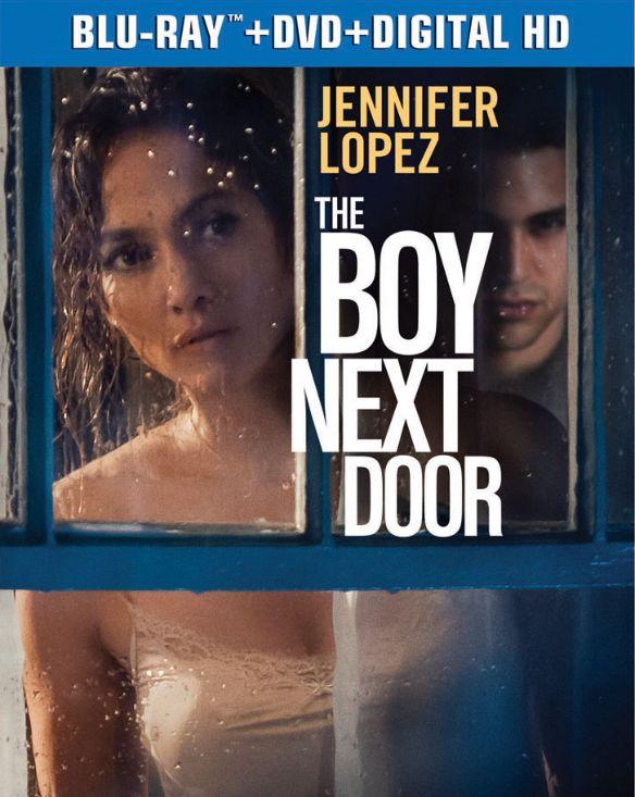 The Boy Next Door [Includes Digital Copy] [UltraViolet] [Blu-ray/DVD] [2015] 3844341
