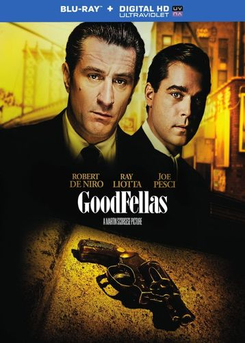 GoodFellas [25th Anniversary] [2 Discs] [With Book] [Blu-ray] [1990] 3844401