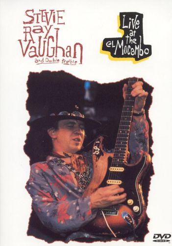 Stevie Ray Vaughan and Double Trouble: Live at the El Mocambo [DVD] [1983] 3867006