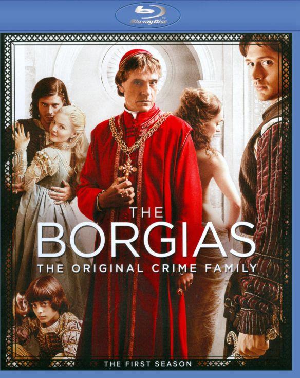 The Borgias: The First Season [3 Discs] [Blu-ray] 3869281