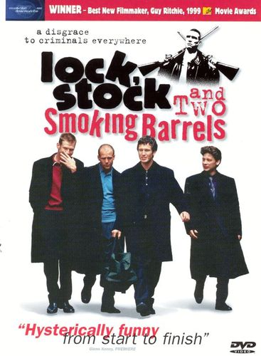 Lock, Stock and Two Smoking Barrels [DVD] [1998] 3871420