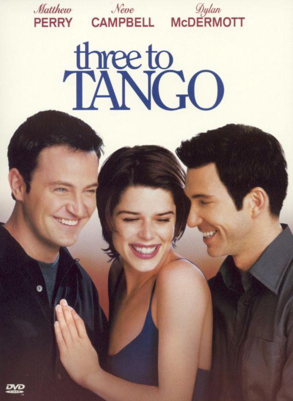 Three to Tango [DVD] [1999] 3873455