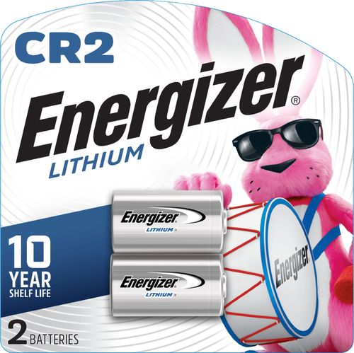 Energizer - e & #178 CR2 Lithium Photo Battery (2-Pack)