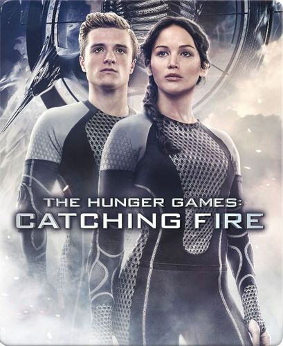 The Hunger Games: Catching Fire [Blu-ray] [SteelBook] [2013] 3896251