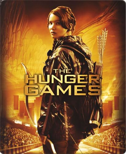 The Hunger Games [Blu-ray] [SteelBook] [2012] 3896279