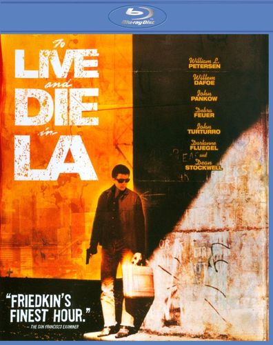 To Live and Die in L.A. [Blu-ray] [1985] 3900048