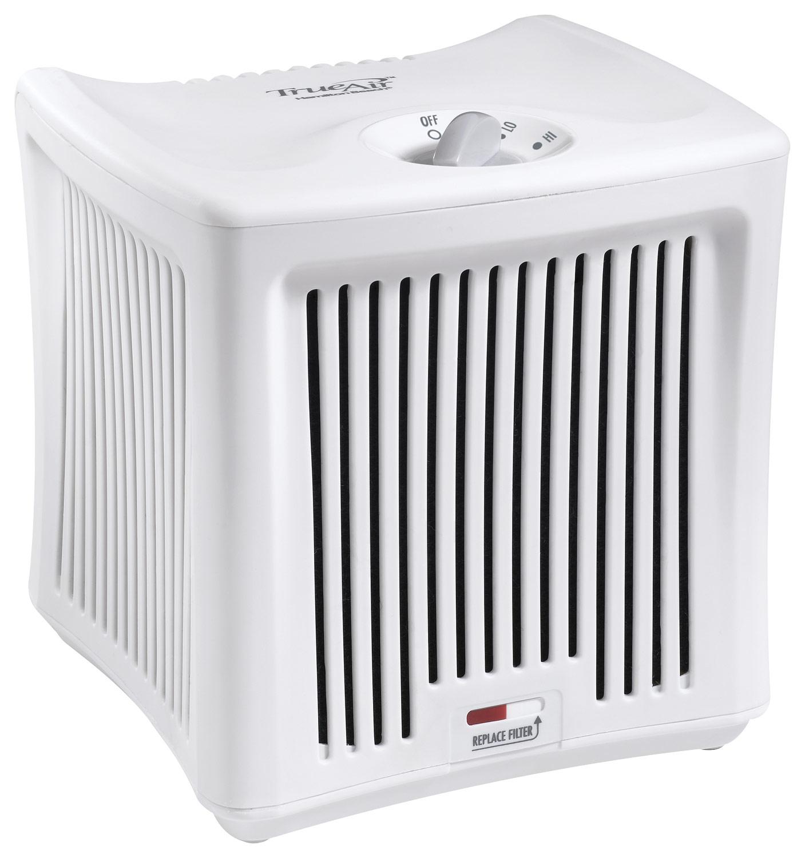 Hamilton Beach - TrueAir Room Air Purifier - White 3919489