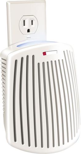 Hamilton Beach - TrueAir Plug-Mount Odor Eliminator - White 3919513