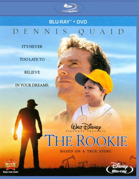 The Rookie [Blu-Ray/DVD] [Blu-ray/DVD] [2002] 3919531