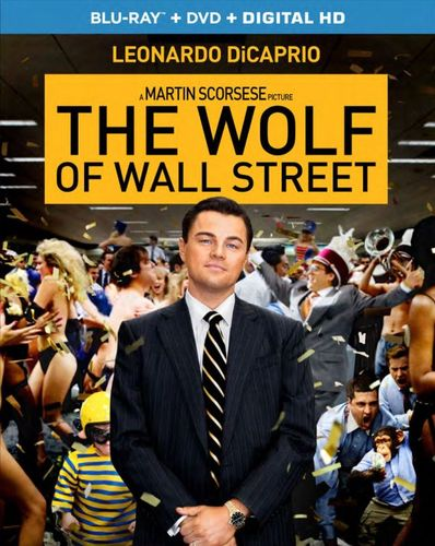 The Wolf of Wall Street [2 Discs] [Blu-ray/DVD] [Includes Digital Copy] [UltraViolet] [2013] 3921114