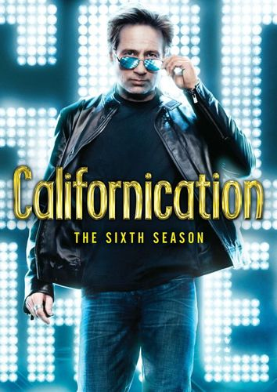 Californication: The Sixth Season [2 Discs] [DVD]