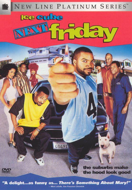 Next Friday [DVD] [2000] 3921297