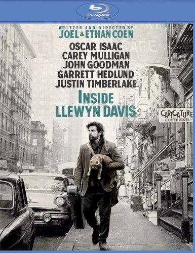 Inside Llewyn Davis [Includes Digital Copy] [UltraViolet] [Blu-ray] [2013] 3924051