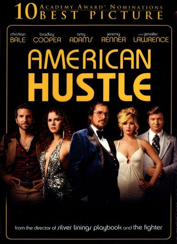 American Hustle [Includes Digital Copy] [UltraViolet] [DVD] [2013] 3924102