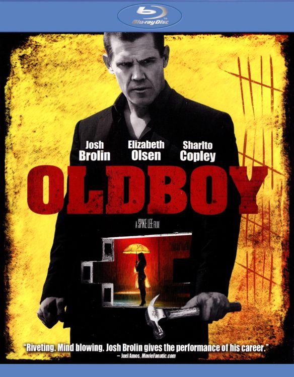 Oldboy [Includes Digital Copy] [UltraViolet] [Blu-ray] [2013] 3924111