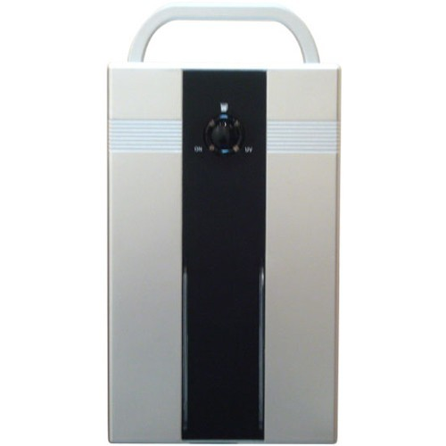 SPT - SD-350Ti Mini Dehumidifier with UV Light and Ti02 - Black/Platinum 2.11 quart Tank