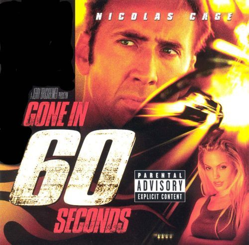 Gone in 60 Seconds [Original Soundtrack] [CD] [PA] 3941729